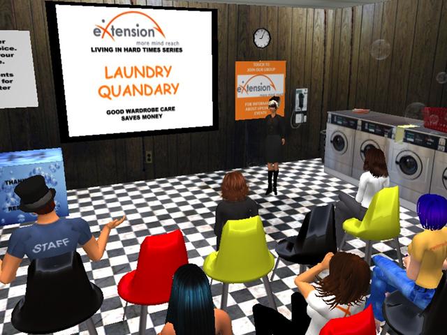 Laundry Quandary